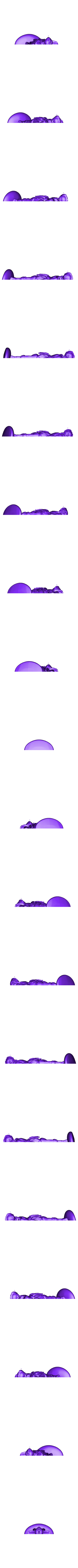 poisson 2.stl Download OBJ file 10 Intergalactic Humanoids • 3D print object, Majin59