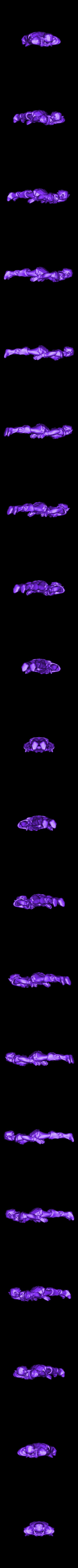 chevalier cygne.stl Download OBJ file 10 Intergalactic Humanoids • 3D print object, Majin59