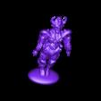 chevalier phoenix.obj Download OBJ file 10 Intergalactic Humanoids • 3D print object, Majin59