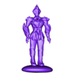 scorpion 1.stl Download OBJ file 10 Intergalactic Humanoids • 3D print object, Majin59