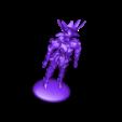 chevalier femme.obj Download OBJ file 10 Intergalactic Humanoids • 3D print object, Majin59