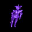 chevalier pegaze.obj Download OBJ file 10 Intergalactic Humanoids • 3D print object, Majin59