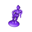 chevalier scorpion.obj Download OBJ file 10 Intergalactic Humanoids • 3D print object, Majin59