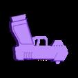 Pist1 .stl Download STL file Gun for a cosplay. • 3D printing design, URkA
