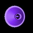 Tiny_Tiki_Cone.stl Download free STL file Tiny Tiki • 3D printable template, Zippityboomba
