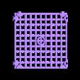 Brotkasten-Gitter-suedliches_Endstueck.stl Download free STL file Customizable Breadbox Plate • Object to 3D print, dede67