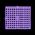 Brotkasten-Gitter.stl Download free STL file Customizable Breadbox Plate • Object to 3D print, dede67