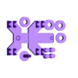 Prusa_Enclosure_Spool Holder_Adjustable.stl Download free STL file Original Prusa i3 MK3 ENCLOSURE -Ikea Lack table - Prusa Research • Template to 3D print, cisardom