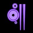 fire_burst.stl Download free STL file Robot Family Simple No Support • 3D printable design, Toymakr3D