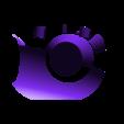 hat back.stl Download free STL file Toadette from Mario games - Multi-color • 3D printing design, bpitanga