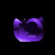 braid left end.stl Download free STL file Toadette from Mario games - Multi-color • 3D printing design, bpitanga