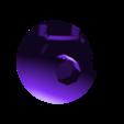 head.stl Download free STL file Toadette from Mario games - Multi-color • 3D printing design, bpitanga