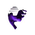 arm left hand.stl Download free STL file Toadette from Mario games - Multi-color • 3D printing design, bpitanga