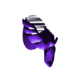 arm right hand.stl Download free STL file Toadette from Mario games - Multi-color • 3D printing design, bpitanga