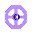 Box_Bottom.STL Download free STL file Automata-4 Ben rides around the clock • 3D printer template, woodenclocks