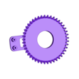 Bevel_gear_45T.STL Download free STL file Automata-4 Ben rides around the clock • 3D printer template, woodenclocks