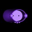 Ben-Body-R.stl Download free STL file Automata-4 Ben rides around the clock • 3D printer template, woodenclocks