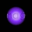 cochonnet magigoo.STL Download free STL file piglet and support #MAGIGOO • 3D print object, mrj33