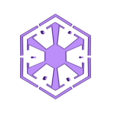 Tray_Black.stl Download free STL file Darth Maul Planter (remix) • 3D print template, Lau85