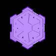 Tray_Merged.stl Download free STL file Darth Maul Planter (remix) • 3D print template, Lau85