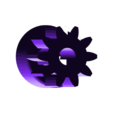 Geared_Extrude_little_gear.stl Download free STL file FDM Printer de Kleine Reus 300x300x900 • 3D printable object, Job