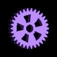 gear_big.stl Download free STL file 775 motor gear • 3D printable model, NikodemBartnik