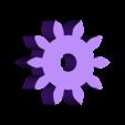 gear_small.stl Download free STL file 775 motor gear • 3D printable model, NikodemBartnik