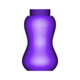 Bottle Girl.STL Download free STL file Baby Bottle Piggy Bank V2 • 3D printer object, Bishop
