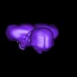 Crazy Horse.stl Download free STL file Sculptures Figures Busts • 3D print model, quangdo1700