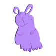 lapin N.STL Download free STL file The children • 3D printing model, boyery