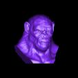 Monkey137X150X131.stl Download OBJ file Koba Monkey • 3D print model, Bstar3Dart