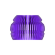 Vase.stl Download STL file Fin Vase • 3D printer object, 3DPrintingGurus