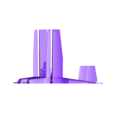 teachvds.stl Download free STL file Airplane Model for Flight School • 3D printer design, FABtotum