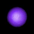 moon.stl Télécharger fichier STL gratuit Lampe lune avec pied • Design pour impression 3D, Toolmoon