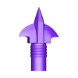 Part1.stl Download OBJ file AXE-Warhammer • Object to 3D print, Bstar3Dart