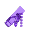 ANT-MAN-002__002.stl Download OBJ file ANT-MAN 2 INSPIRITED MODEL • 3D print template, Masterclip