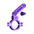 GoPro-Lenkrad-Halterung.stl Télécharger fichier STL gratuit Support de guidon GoPro (personnalisable) • Design imprimable en 3D, dede67