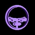 emoji angry.stl Download STL file Emoji cookie cutter set • 3D print design, davidruizo