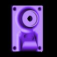 base.stl Download free STL file Skateboard truck • Design to 3D print, NikodemBartnik