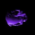 Chimpanzee_Skull_Whole.stl Télécharger fichier STL gratuit Crâne de chimpanzé • Objet pour impression 3D, sjpiper145