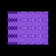 A1_6_4x4.stl Télécharger fichier STL gratuit Cellules de l'unité auxiliaire • Objet imprimable en 3D, sjpiper145