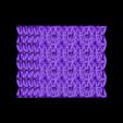 A4_12_4x4.stl Télécharger fichier STL gratuit Cellules de l'unité auxiliaire • Objet imprimable en 3D, sjpiper145