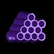 v.1-3-1.stl Download free STL file A SIMPLE YET ELEGANT PENCIL HOLDER • 3D printer design, Milanorage