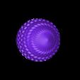waves4.stl Download free STL file Waves4 • 3D print template, Birk