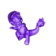 salameche baseball.stl Download STL file Baseball Pikachu Salamèche carapuce • 3D printing template, Majin59