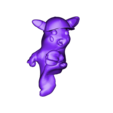 pikachu baseball.stl Download STL file Baseball Pikachu Salamèche carapuce • 3D printing template, Majin59