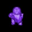 carapuce baseball.stl Download STL file Baseball Pikachu Salamèche carapuce • 3D printing template, Majin59