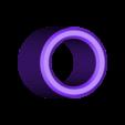 Part-Teil 09 Spacer - Distanzstueck.stl Download free STL file BBQ Fan Extension for Gearbox 256 / Grillgebläse Erweiterung für Getriebe 256 • 3D print design, CONSTRUCTeR