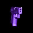 Glock 26 Gen x.STL Download free STL file Glock 26 Gen x • 3D printable object, 3dprintcreation