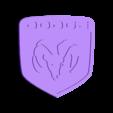 Dodge_Ram.stl Download free STL file Dodge Ram Logo Sign • Design to 3D print, MeesterEduard